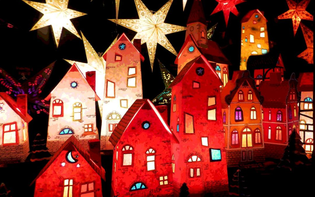 Weihnachtsmarkt – Mercado de Navidad en Bremen