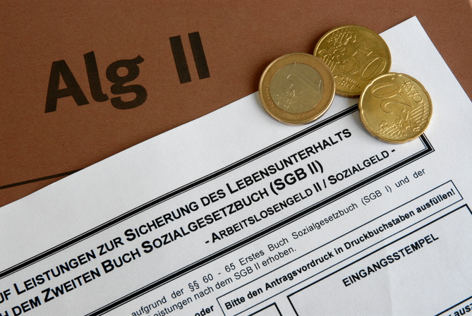 alg2 - Hartz IV - Paro en Alemania