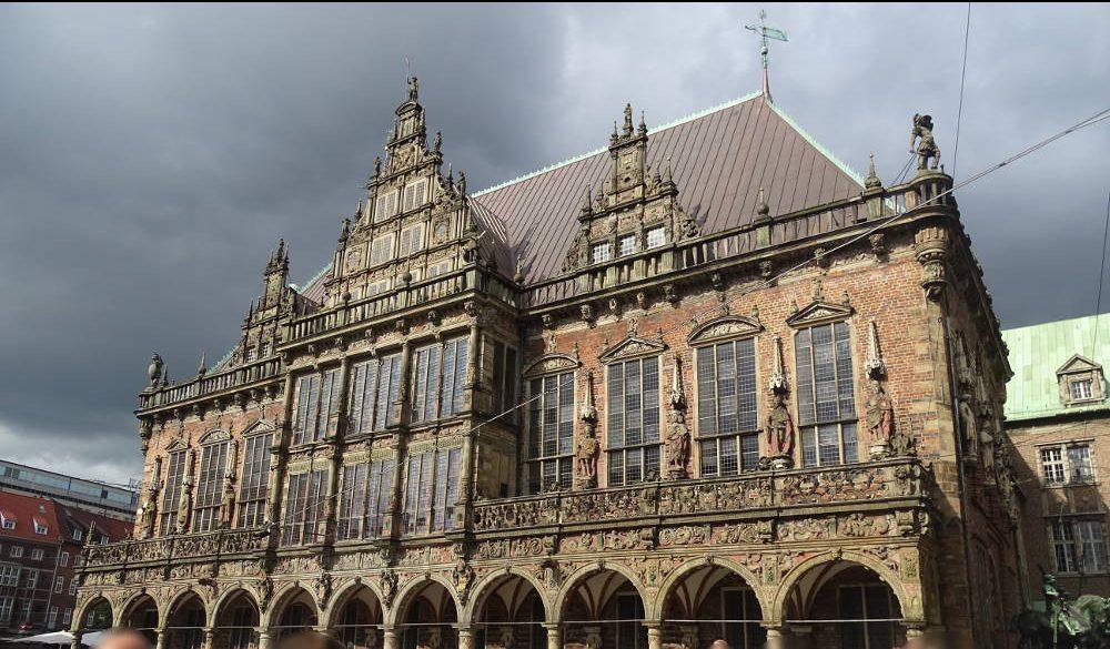 Lugares que ver en Bremen - Ayuntamiento de Bremen
