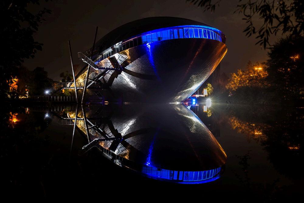 Bremen Universum - Museo de Ciencias - Foto por Rubén Solaz