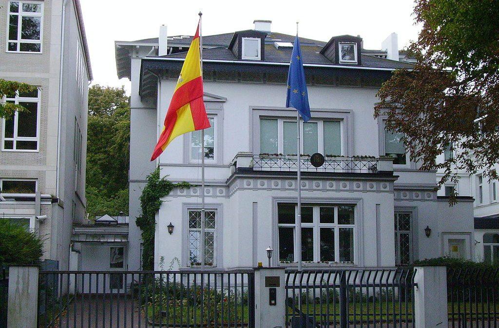 Consulado de España en Hamburgo