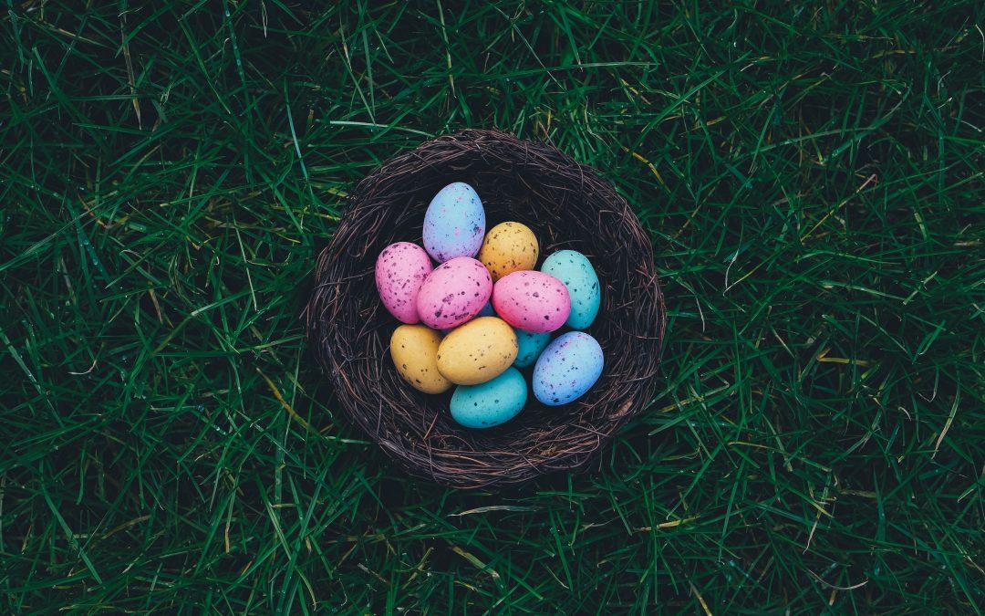 Búsqueda de Huevos de Pascua en Bremen 2019