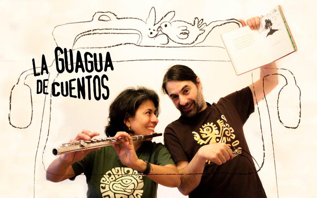 GUAGUA DE CUENTOS EN VHS 📚🌏🎼