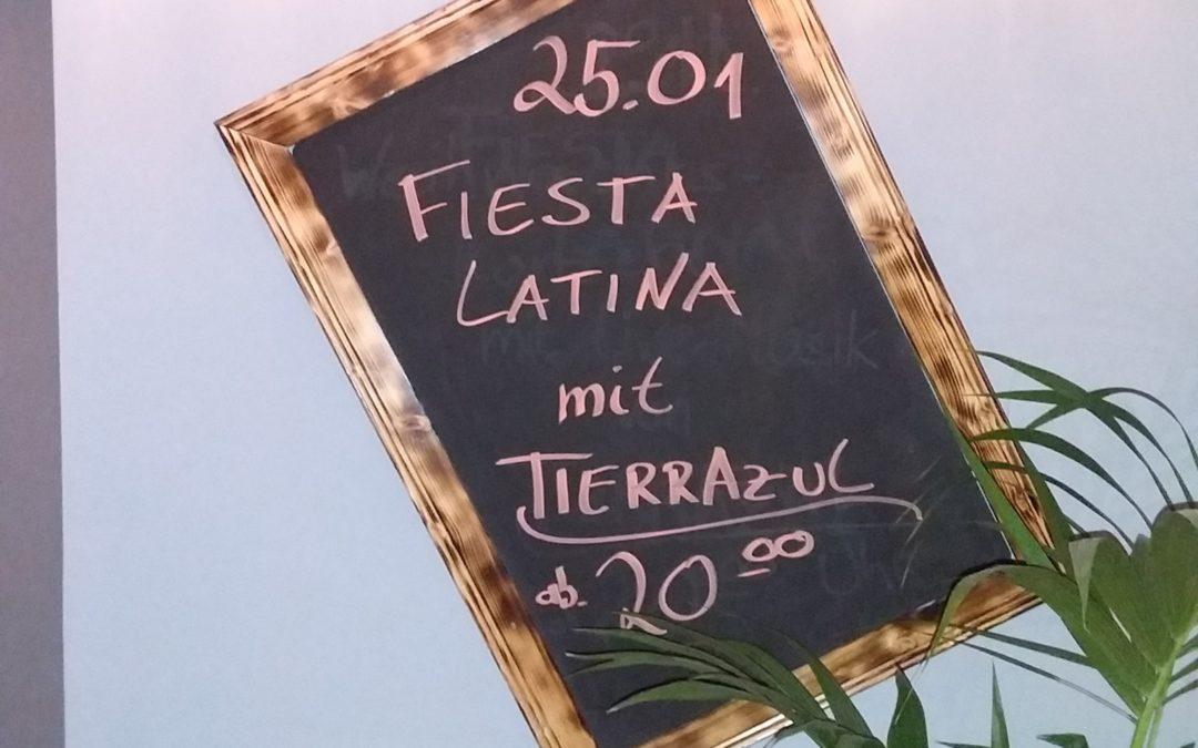 FIESTA LATINA – CARLITOS BAR