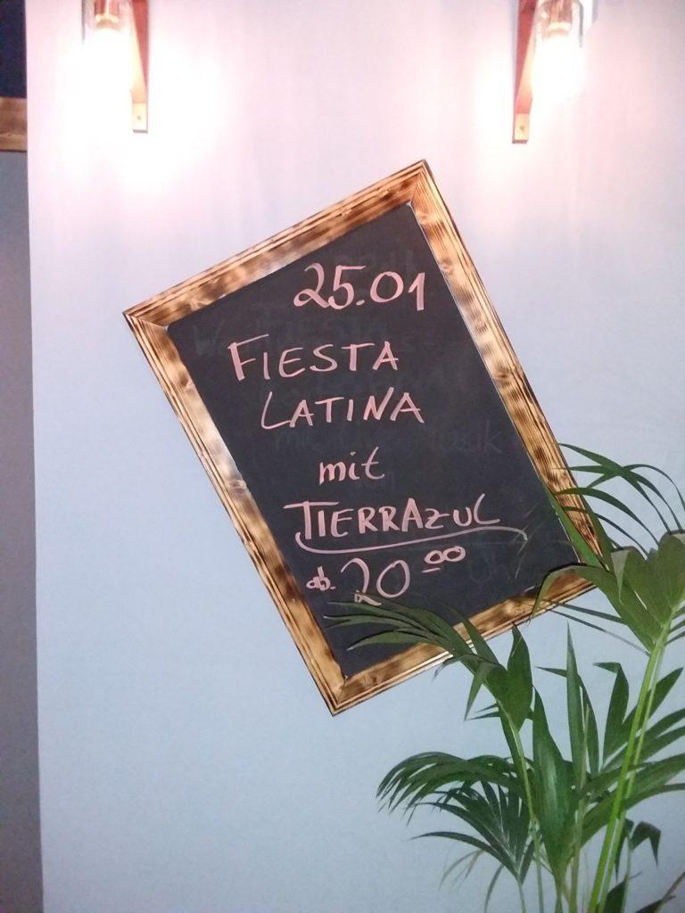 Fiesta Latina - Bar Carlitos